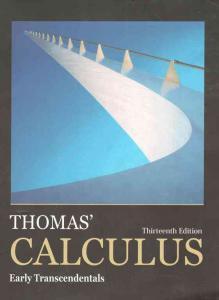 حساب و دیفرانسیل و انتگرال زبان اصلی توماس نوپردازان