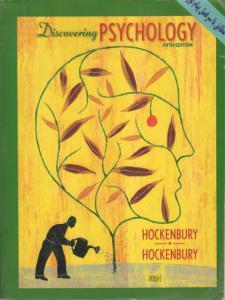 Discovering Psychology نویسنده Hockenbury