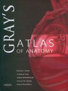 کتاب Gray's Atlas of Anatomy انتشارات ارجمند