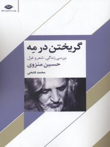گریختن در مه نویسنده حسین منزوی نشر نگاه
