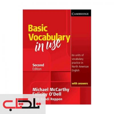 basic vocabulary in use second edition