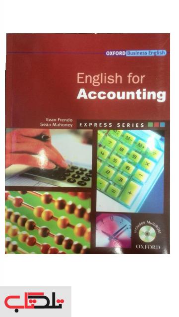 ٍEnglish for Accounting